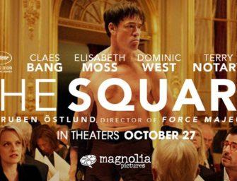 The Square, câștigătorul Palme D'Or în 2017, ajunge în cinematografe