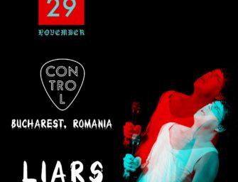 Liars – experiment, art punk și muzică electronică – live la Control Club