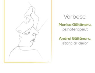 Workshop cu Monica Găitănaru și Andrei Găitănaru: În dialog despre iubire
