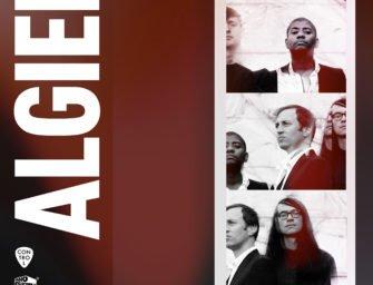 Algiers – live, pe 4 februarie, în premieră în România
