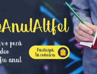 Concurs #IncepeAnulAltfel