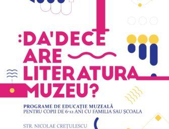Da'DeCe are literatura muzeu?