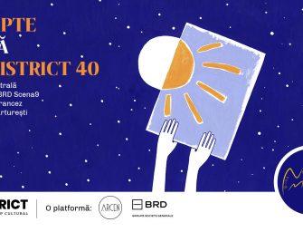 Noapte Albă în District 40