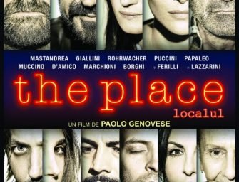 Un nou film de Paolo Genovese: mister în The Place / Localul