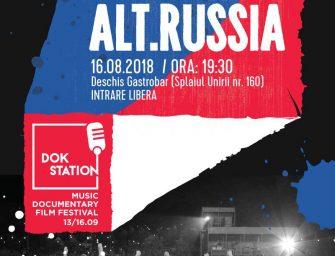 Avanpremieră DokStation 2018: documentarul Placebo – Alt.Russia
