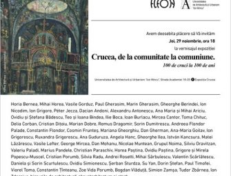"Expoziția ""Crucea, de la comunitate la comuniune. 100 de cruci la 100 de ani"""