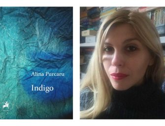 Alina Purcaru: Și a încheia o carte e un act care păstrează ceva violent, ca o despărțire