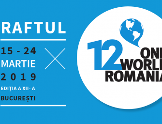 One World Romania – Ediția a 12-a