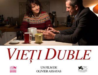 VIEȚI DUBLE, o comedie inteligentă cu Juliette Binoche,  din 19 iulie pe ecrane