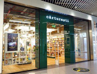 O nouă librărie Cărturești s-a deschis în București, la Veranda Mall