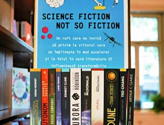 Science fiction not so fiction