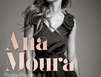 Ana Moura și corzile ei puternice se aud pe 17 noiembrie la Sala Palatului
