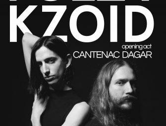 Föllakzoid: rock experimental din Chile, în premieră în România