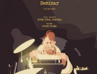 Cristina Jacob organizează un curs de scenaristică alături de profesorul Roger Hyams de la London Film School