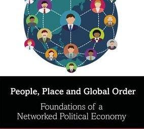 """Lansarea cărții """"People, Place and Global Order"""" în prezența autorilor Andrew Taylor și Adam Bronstone."""