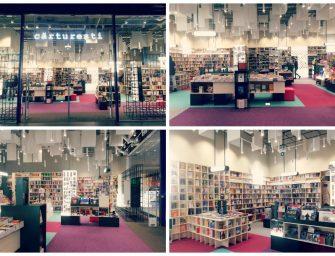 O nouă librărie Cărturești s-a deschis în Deva