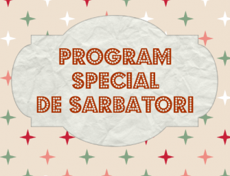 Programul special de Sărbători