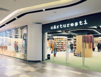 O nouă librărie deschisă în capitală: Cărturești Vitan